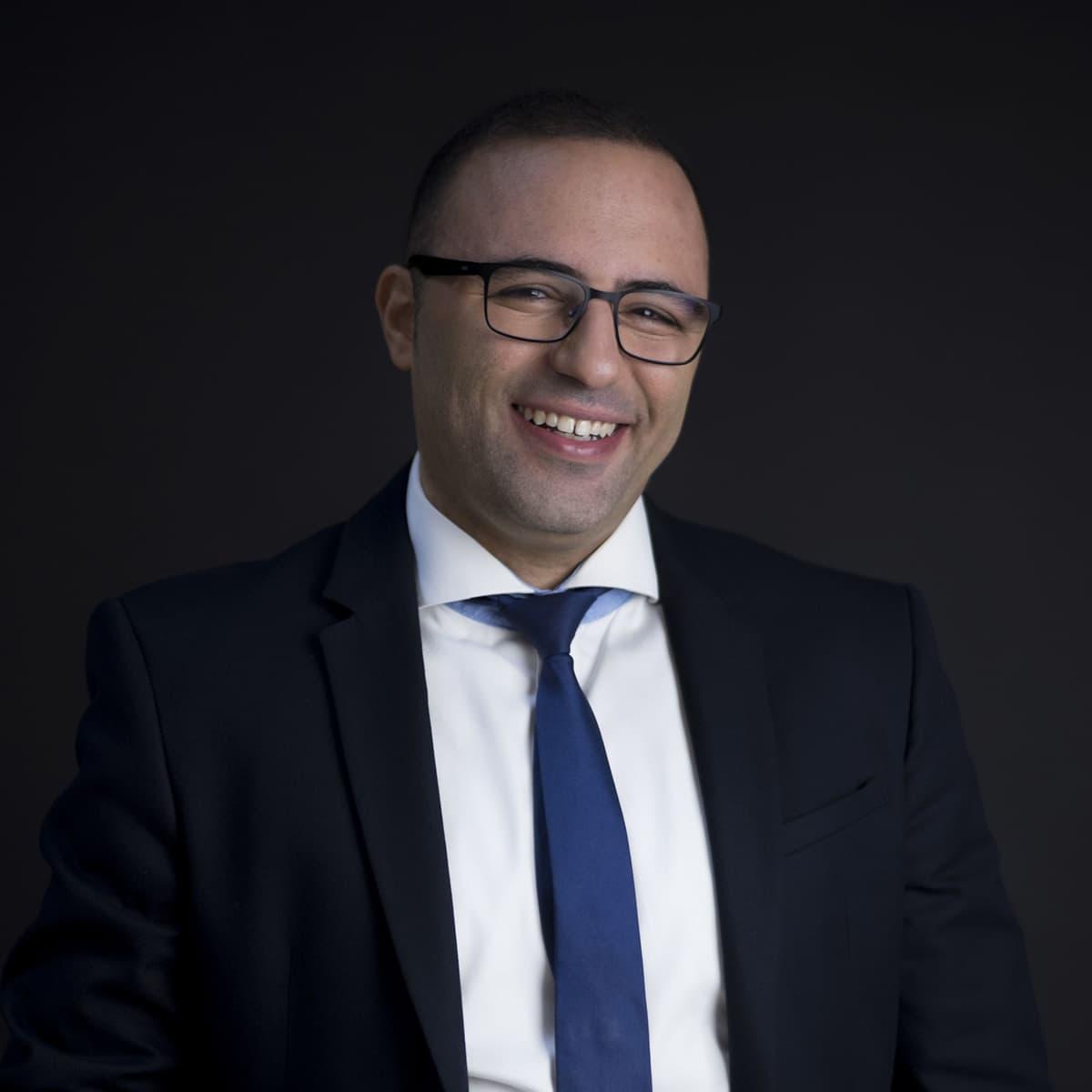 Kanzlei Kranich Berlin - Rechtsassessor Mohamad Banna